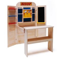 DEMA Drevený detský obchod Eichhorn