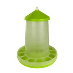 MenaVET Kŕmny automat pre hydinu plastový 16 kg, zelený