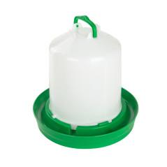 MenaVET Napájadlo pre hydinu 8 l Premium, zelené