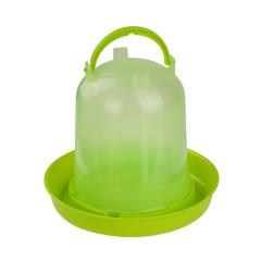 MenaVET Napájadlo pre hydinu plastové 1,5 l, zelené