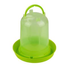 MenaVET Napájadlo pre hydinu plastové 3 l, zelené