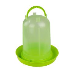 MenaVET Napájadlo pre hydinu plastové 5 l, zelené