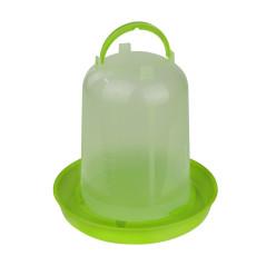 MenaVET Napájadlo pre hydinu plastové 8 l, zelené