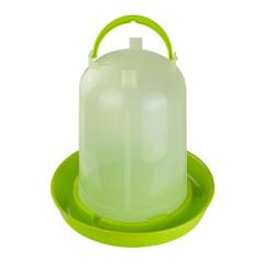 MenaVET Napájadlo pre hydinu plastové 10 l, zelené