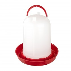 MenaVET Napájadlo pre hydinu plastové 10 l, červené