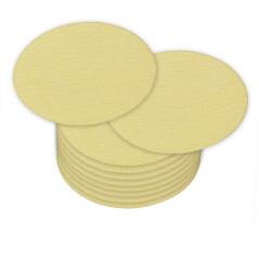 DEMA Brúsny papier pre excentrickú brúsku 115 mm P100, 10 ks
