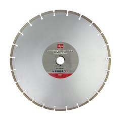 Diamantový rezný kotúč segmentovaný 350 mm/25,4 mm