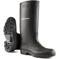 Dunlop Pracovné čižmy Pricemastor čierne, veľkosť 43