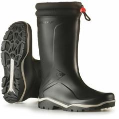 Dunlop Zateplené pracovné čižmy Blizzard čierne, veľkosť 38