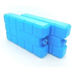 Koopman Chladiaca vložka 400 ml modrá, 2 ks