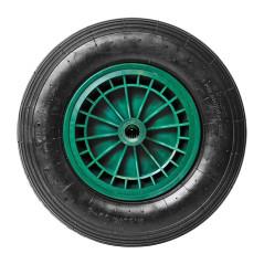 DEMA Univerzálne nafukovacie koleso na fúrik 4.80/4.00-8, Ø 380 mm