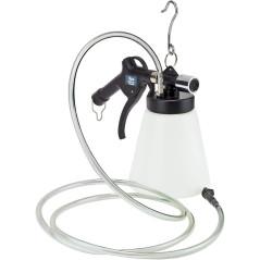 DEMA Prístroj na výmenu brzdovej kvapaliny 750 ml