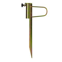 DEMA Kovový stojan na slnečník na zapichnutie do zeme 30-38 mm