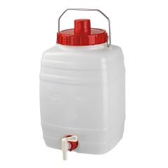 DEMA Bandaska na nápoje s vypúšťacím kohútikom 10 litrov