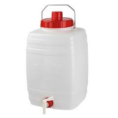 DEMA Bandaska na nápoje s vypúšťacím kohútikom 15 litrov