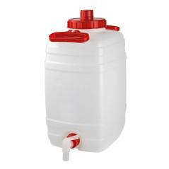 DEMA Bandaska na nápoje s vypúšťacím kohútikom 25 litrov