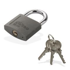Detec Visiaci zámok s tromi kľúčmi VS 30