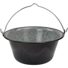 DEMA Kotlík na guláš smaltovaný 10 litrov