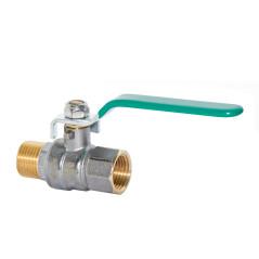 """Guľový ventil na pitnú vodu 1/2"""" IG-AG"""
