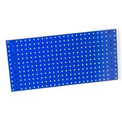 DEMA Dierovaná stena na náradie 98,7 x 45,6 cm, modrá
