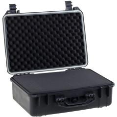 DEMA Vodotesný kufor na fototechniku 20 L, čierny