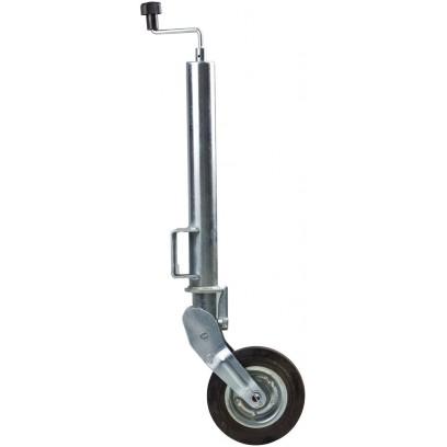 DEMA Oporné koleso s plochým držiakom 400 kg