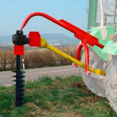 Zemný vrták na vývodový hriadeľ traktora 220 mm