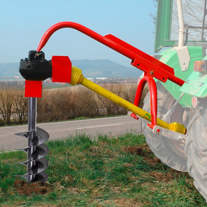Zemný vrták na vývodový hriadeľ traktora 300 mm