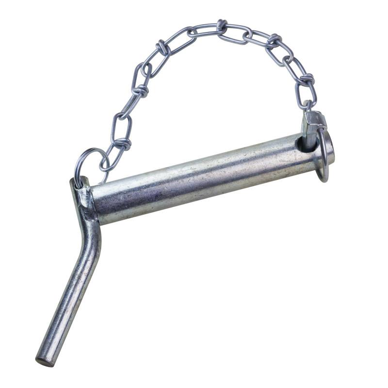 DEMA Spojovací čap s poistným kolíkom na retiazke kat. II