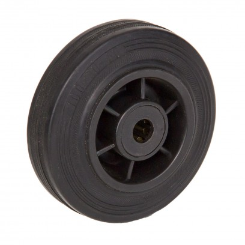 Koliesko s plastovým ráfikom 100 mm
