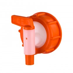 Speidel Plastový výpustný kohútik s prevlečnou maticou NW 10
