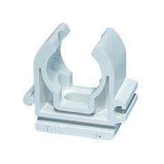 PVC svorka na rúry 20 jednoduchá
