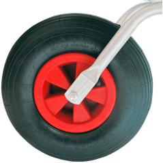 DEMA Univerzálne nafukovacie koleso 3.50-6, Ø 325 mm