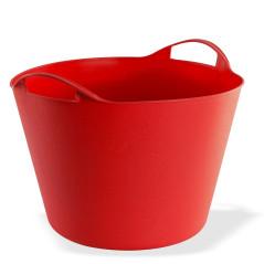 ArtPlast Flexibilné vedro 42 L, červené
