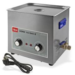 Ultrazvuková čistička s ohrevom 10L DEMA USRH 10/240 E