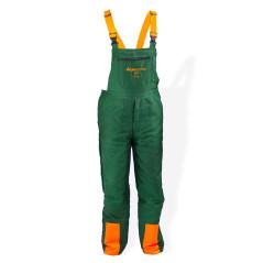 Ochranné protiporezné nohavice ECO L