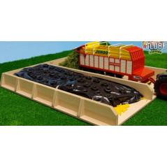 Kids Globe Silo na uskladnenie úrody pre detskú farmu 1:32