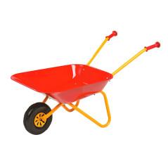 Rolly Toys Detský fúrik kovový, červený