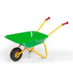 Rolly Toys Detský fúrik kovový, zelený