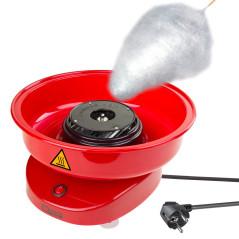 DENNER Prístroj na cukrovú vatu 31 cm Candyfloss DZM 500E