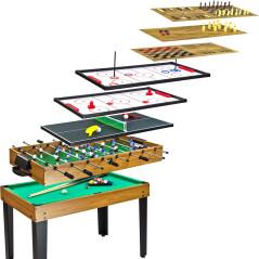 DEMA Hrací stôl Multi 10v1