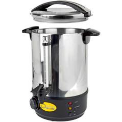 DENNER Elektrický hrniec na punč, varené víno, vodu 6,8 L 950 W