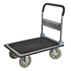 DEMA Profi skladací plošinový vozík do 300 kg XL