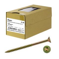 DEMA Skrutky do drevotriesky čiastočný závit 5x100/60 T30, 1 kg