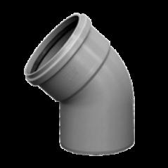 HT odpadové koleno 100/15° HTB