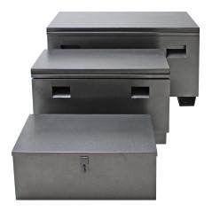 DEMA Sada kovových boxov na náradie 90 / 170 / 420 L Box Set 3