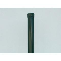Stĺpik poplastovaný (BPL) ZN+PVC 48x1,5x2300, zelený
