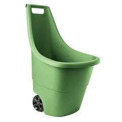 Záhradný vozík EASY GO 50 L, 51x56x84 cm, zelený