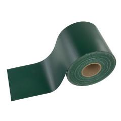 DEMA Krycia páska na plotový panel PVC 70x0,19 m, zelená