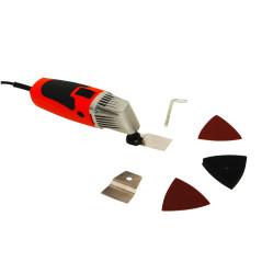DEMA Multifunkčné náradie 3v1 180 W, 5 nástrojov